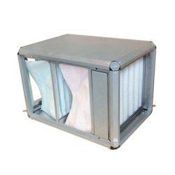 Caja Porta-Filtros modelo ARCAFIL