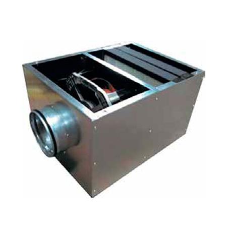 Unidad Filtrante de baja silueta con extractor modelo UF-E