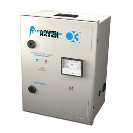 Generador de Ozono modelos GZ Arven