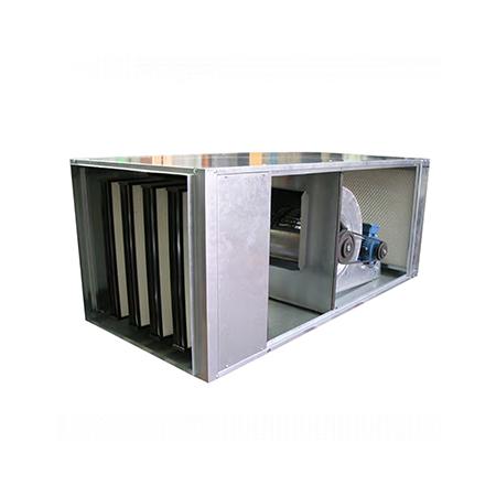 Unidad Filtrante con extractor UF-TE ARVEN