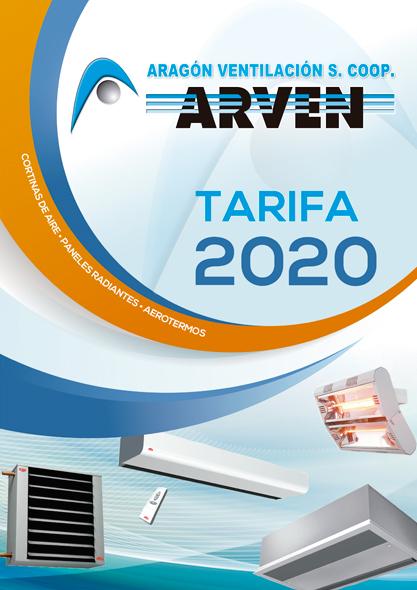 Cortinas Aerotermins 2020