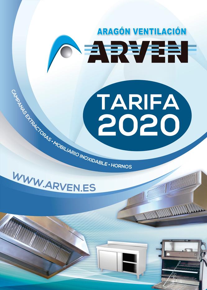 Campanas Extractoras, Mobiliario y Hornos 2020