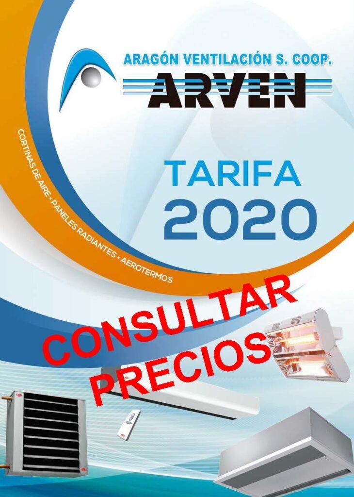portada-tarifa-2020-cortinas-de-aire-consultar-precios_arven