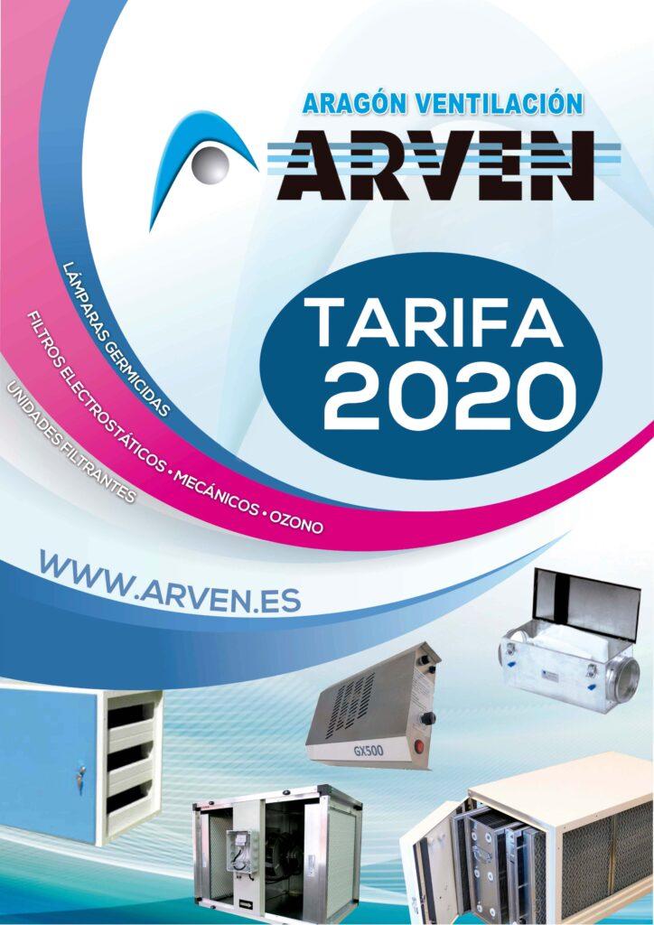 2020 Unidades Filtrantes