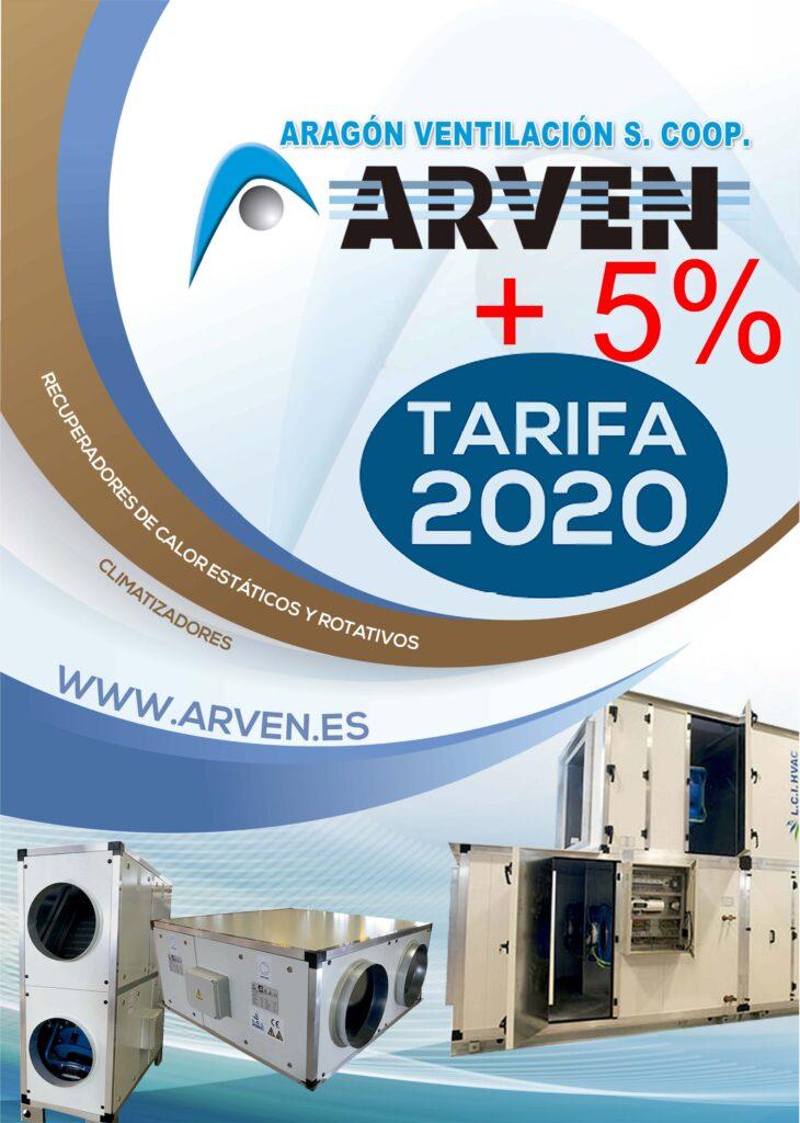 5-portada-tarifa_recuperadores_calor_arven_2020