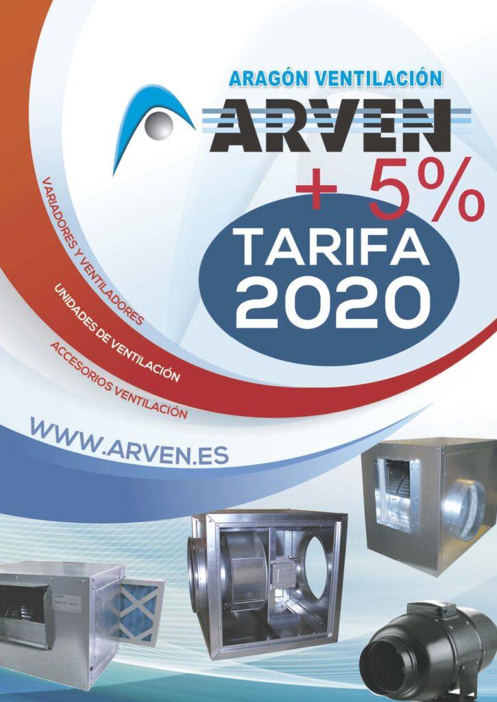 5-portada-tarifa_ventilacion_variadores_accesorios_arven_2020